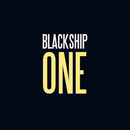 blackship one logo good